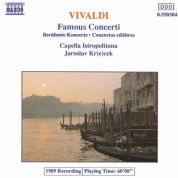Vivaldi: Famous Concertos - CD