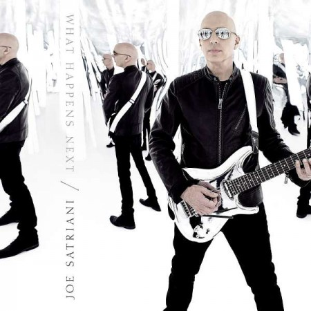 Joe Satriani: What Happens Next - CD