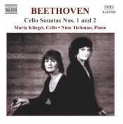 Beethoven: Cello Sonatas Nos. 1 and 2, Op. 5 / 7 Variations, Woo 46 - CD