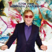 Elton John: Wonderful Crazy Night - Plak