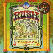 Rush: Feedback - CD