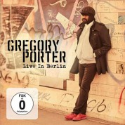 Gregory Porter: Live in Berlin 2016 - CD
