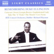 Remembering Duke Ellington - CD