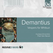 Huelgas Ensemble, Paul Van Nevel: Demantius: Vespers for Whitsun - CD