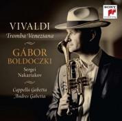 Gabor Boldoczki: Vivaldi: Tromba Veneziana - CD