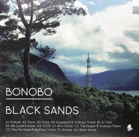 Bonobo: Black Sands (Limited-Edition) - Plak