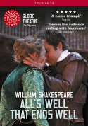 Shakespeare: All's Well That Ends Well - DVD