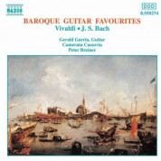 Baroque Guitar Favourites - CD