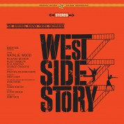 Elmer Bernstein: West Side Story - Plak