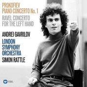 Andrei Gavrilov, London Symphony Orchestra, Sir Simon Rattle: Prokofiev: Piano Concerto No. 1 - CD