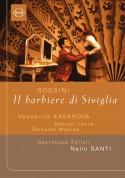 Vesselina Kasarova, Manuel Lanza, Reinaldo Macias, Nicolai Ghiaurov, Zurich Opera House Orchestra, Nello Santi: Rossini: Il barbiere di Siviglia - DVD