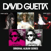 David Guetta: Original Album Series - CD