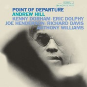 Andrew Hill: Point Of Departure - Plak