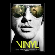 Çeşitli Sanatçılar: Vinyl, Music From The HBO Original Series Vol.1 - Soundtrack - CD