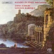 Emma Kirkby, London Baroque: Händel: Italian Cantatas - SACD