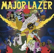Major Lazer: Free The Universe - CD