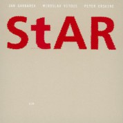 Jan Garbarek, Miroslav Vitouš, Peter Erskine: Star - CD