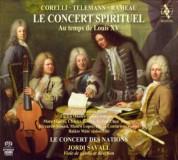 Le Concert des Nations, Jordi Savall: Le Concert Spirituel: Au Temps de Louis XV - SACD