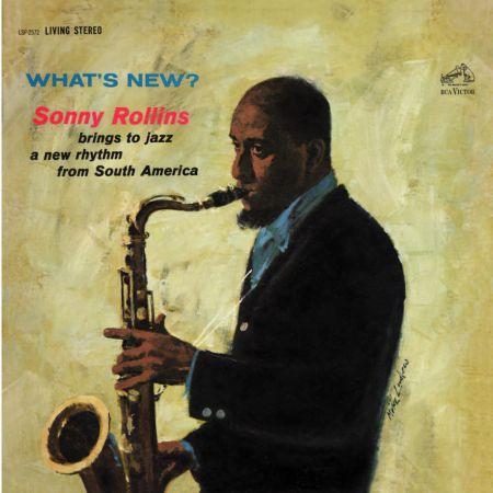 Sonny Rollins: What's New - Plak