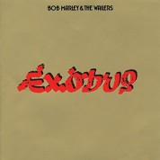 Bob Marley & The Wailers: Exodus (Gold Colour Vinyl) - Plak