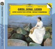 Anne Sofie von Otter, Bengt Forsberg: Grieg: Songs - CD