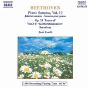 Beethoven: Piano Sonatas Woo 47, 'Kurfurstensonaten' - CD