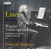 François Dumont: Liszt: Wagner Transcriptions - CD