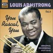 Louis Armstrong: Armstrong, Louis: You Rascal, You (1939-1941) - CD