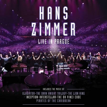 Hans Zimmer: Live in Prague (Limited Edition - Purple Vinyl) - Plak