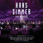 Hans Zimmer: Live in Prague (Limited Edition - Purple Vinyl) - Plak
