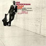 Joe Henderson: Page One (45rpm-edition) - Plak