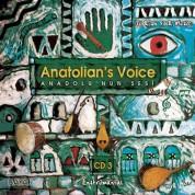 Çeşitli Sanatçılar: Anadolu'nun Sesi 3 - CD