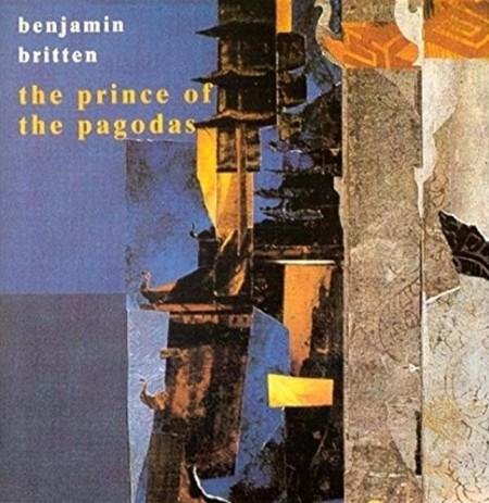 London Sinfonietta, Oliver Knussen: Britten: The Prince of the Pagodas - CD
