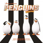 Lorne Balfe: OST - Penguins Of Madagascar - Plak
