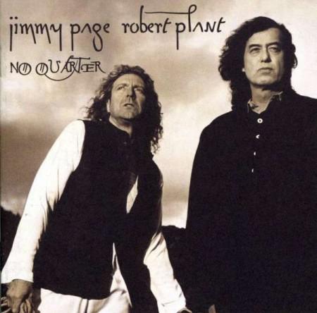 Jimmy Page, Robert Plant: No Quarter - CD