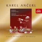 Czech Philharmonic Orchestra, Karel Ancerl: Mahler & Strauss - CD