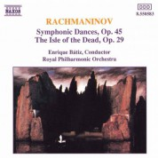 Rachmaninov: Symphonic Dances / the Isle of the Dead - CD