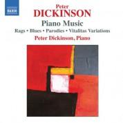 Peter Dickinson: Dickinson: Piano Music - CD