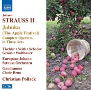 Christian Pollack: Strauss II: Jabuka (Das Apfelfest) - CD