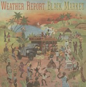 Weather Report: Black Market - Plak