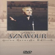 Charles Aznavour au Carnegie Hall - DVD