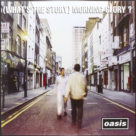 Oasis: (What's The Story) Morning Glory? - Plak