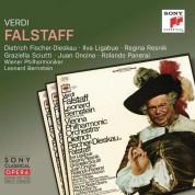 Dietrich Fischer-Dieskau, Ilva Ligabue, Leonard Bernstein, Wiener Philharmoniker: Verdi: Falstaff - CD