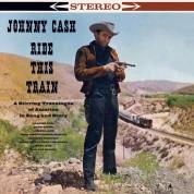 Johnny Cash: Ride This Train - Plak
