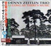 Denny Zeitlin: As Long As There's Music - CD