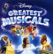 Çeşitli Sanatçılar: Disney's Greatest Musicals - CD