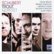 Gautier Capuçon, Frank Braley, Gerard Causse, Alois Posch, Renaud Capuçon: Schubert: Trout Quintet - CD