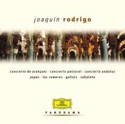 Los Romeros, Narciso Yepes, Nicanor Zabaleta, Patrick Gallois: Rodrigo: Panorama - CD