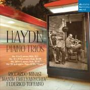 Riccardo Minasi, Maxim Emelyanychev, Federico Toffano: Haydn: Piano Trios, No 5, 13, 26, 39 - CD