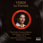 Verdi: Traviata (La) (Callas, Albanese) (1953) - CD